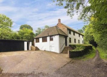 Thumbnail 3 bed detached house to rent in Lampard Lane, Churt, Farnham