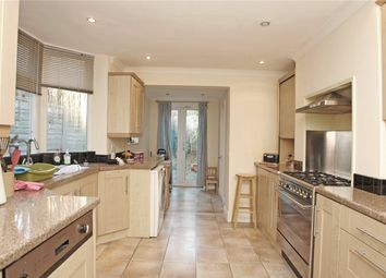 Thumbnail 3 bed terraced house to rent in Machell Road, Nunhead, London