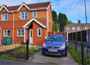 Thumbnail 3 bed semi-detached house for sale in Grisedale Close, Manchester