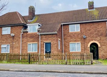 Thumbnail 4 bed terraced house for sale in Padholme Road, Peterborough