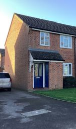 Thumbnail 2 bedroom end terrace house for sale in Mendip Heights, Didcot