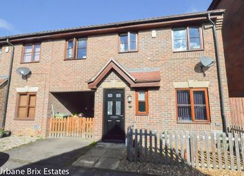4 bed end terrace house for sale in Perivale Monkston Park, Milton Keynes MK10