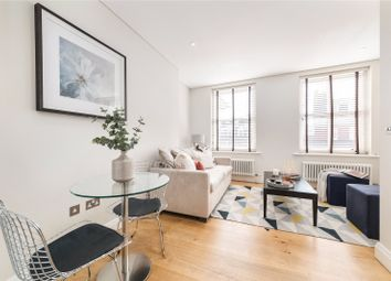 Thumbnail 1 bed flat to rent in Pimlico Road, Belgravia, London