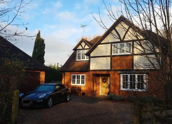 Thumbnail 4 bed detached house for sale in Watersplash Lane, Warfield