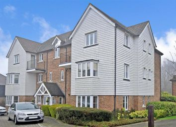 Thumbnail 2 bed flat for sale in Mcarthur Drive, Kings Hill, West Malling, Kent