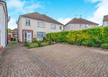 Thumbnail 3 bed semi-detached house for sale in Wolfe Road, Maidstone