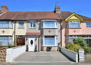 Thumbnail 3 bedroom terraced house for sale in Clauson Avenue, Northolt