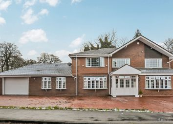 Thumbnail 7 bed detached house for sale in The Spinney, Handsworth Wood