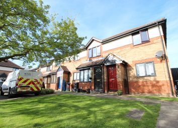 Thumbnail 2 bed flat to rent in Hollybush Way, Cheshunt