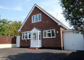 3 bed detached house to rent in Whitehouse Road, Eastwood, Leigh On Sea SS9