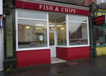 Thumbnail Commercial property for sale in Fish & Chip Shop, Bournemouth