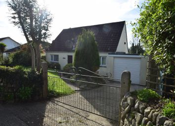 Thumbnail 4 bed detached bungalow to rent in Herland Road, Godolphin Cross, Helston