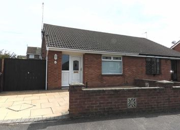 Thumbnail 2 bed semi-detached bungalow for sale in Jedburgh Drive, Kirkby, Liverpool