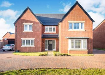 Thumbnail 5 bed detached house for sale in St. James Way, Biddenham, Bedford