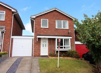 Thumbnail 3 bedroom detached house for sale in Coatsby Road, Kimberley, Nottingham