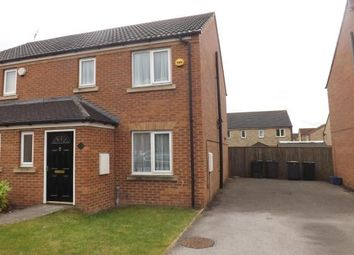 Thumbnail 3 bed semi-detached house to rent in Kensington Close, Laughton Common