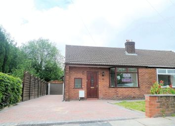 Thumbnail 2 bedroom semi-detached bungalow to rent in Birtenshaw Crescent, Bromley Cross, Bolton