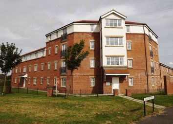 Thumbnail 2 bed flat for sale in Stamfordham Court, Ashington