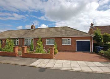 3 bed bungalow for sale in Hollywell Grove, Woolsington, Newcastle Upon Tyne NE13