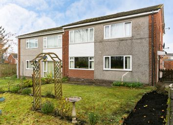 Thumbnail 2 bed flat for sale in Cockburn Crescent, Balerno