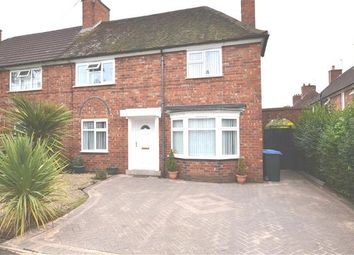 Thumbnail 3 bedroom semi-detached house for sale in James Road, Great Barr, Birmingham
