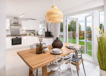 """Thumbnail 4 bedroom detached house for sale in """"Kingsley"""" at Gainey Gardens, Chippenham"""