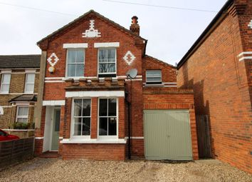 Thumbnail 4 bed detached house for sale in Rusham Road, Egham