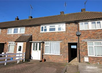 Thumbnail 3 bed terraced house to rent in Lemsford Court, Borehamwood, Hertfordshire