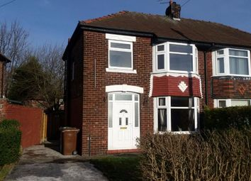 Thumbnail 3 bed semi-detached house to rent in Menai Grove, Cheadle