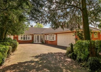 Thumbnail 2 bed detached bungalow for sale in Forest Drive, Kirby Muxloe, Leicester