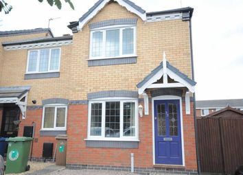 Thumbnail 2 bed semi-detached house to rent in Saxifrage Drive, Stone