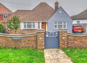 Thumbnail 3 bed bungalow for sale in Rattle Road, Stone Cross, Pevensey
