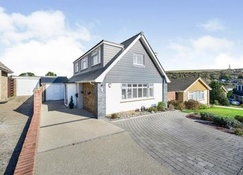 Thumbnail 3 bed detached house for sale in Effingham Close, Saltdean, Brighton, East Sussex