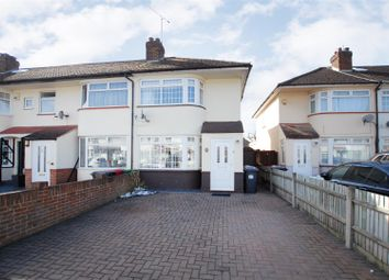 Thumbnail 3 bed end terrace house for sale in Lewins Way, Cippenham, Slough