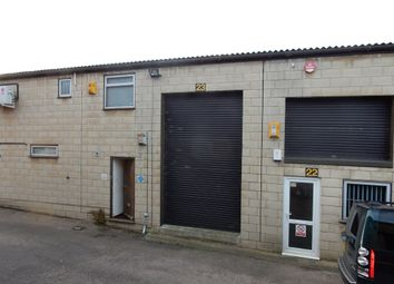 Thumbnail Light industrial for sale in Unit 23 Bond Industrial Estate, Wickhamford, Evesham