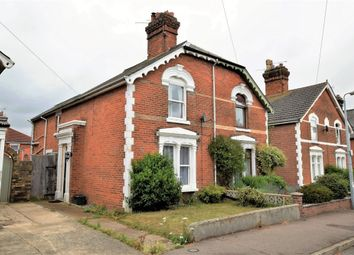 Thumbnail 2 bedroom semi-detached house for sale in Winnock Road, Colchester, Essex