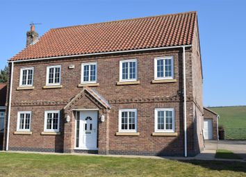 Thumbnail 5 bed detached house for sale in Main Street, Bonby, Brigg