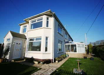 Thumbnail 4 bed detached house for sale in Broughton Road, Wick, Cowbridge