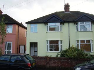 Thumbnail 4 bed semi-detached house to rent in Kenilworth Avenue, East Oxford