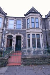 Thumbnail 4 bedroom terraced house to rent in Ryder Street, Pontcanna