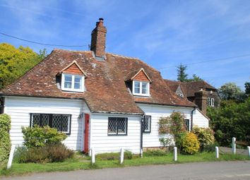 Thumbnail 2 bed detached house for sale in Mill Street, Iden Green, Kent