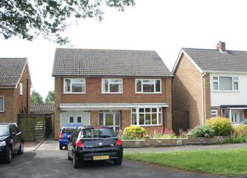 Thumbnail 5 bed detached house for sale in Avon Road, Barrow Upon Soar, Loughborough