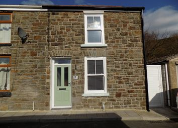 Thumbnail 1 bed terraced house to rent in Myrtle Row, Treorchy, Rhondda, Cynon, Taff.