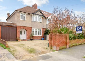 Thumbnail 4 bedroom semi-detached house for sale in Kinross Avenue, Worcester Park