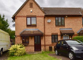 Thumbnail 2 bed semi-detached house to rent in Velocette Way, Duston, Northampton