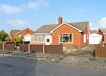 Thumbnail 2 bed detached bungalow for sale in Swaby Crescent, Skegness, Lincs