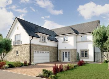 "Thumbnail 5 bed detached house for sale in ""The Ranald"" at Woodilee Road, Lenzie, Kirkintilloch, Glasgow"