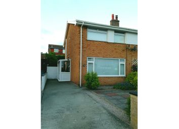 Thumbnail 3 bed semi-detached house for sale in Bryn Ffynnon, Llandudno Junction