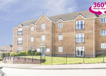 1 bed flat for sale in Bishpool View, Newport NP19