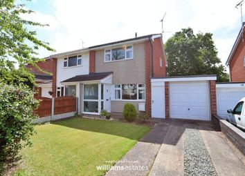 Thumbnail 3 bed semi-detached house for sale in Park Avenue, Mynydd Isa, Mold